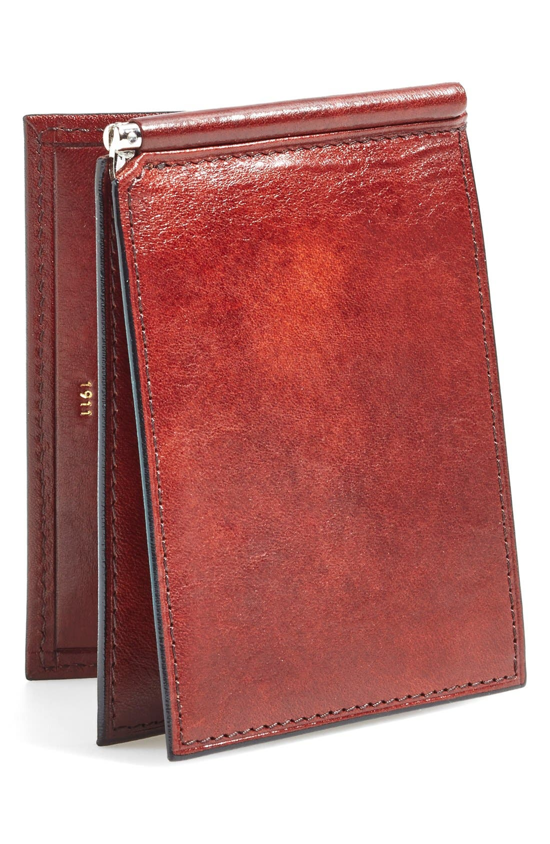 Alternate Image 3  - Bosca 'Old Leather' Money Clip Wallet