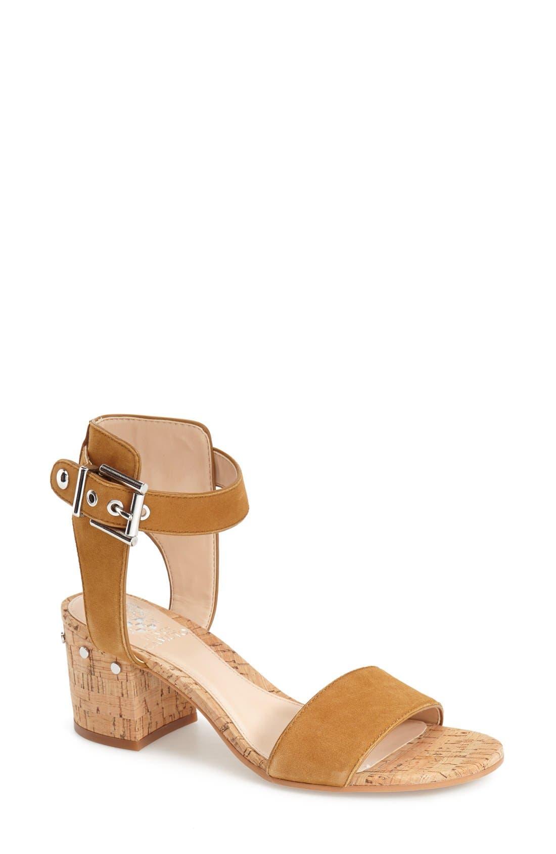 Alternate Image 1 Selected - Vince Camuto 'Baeden' Sandal (Women)