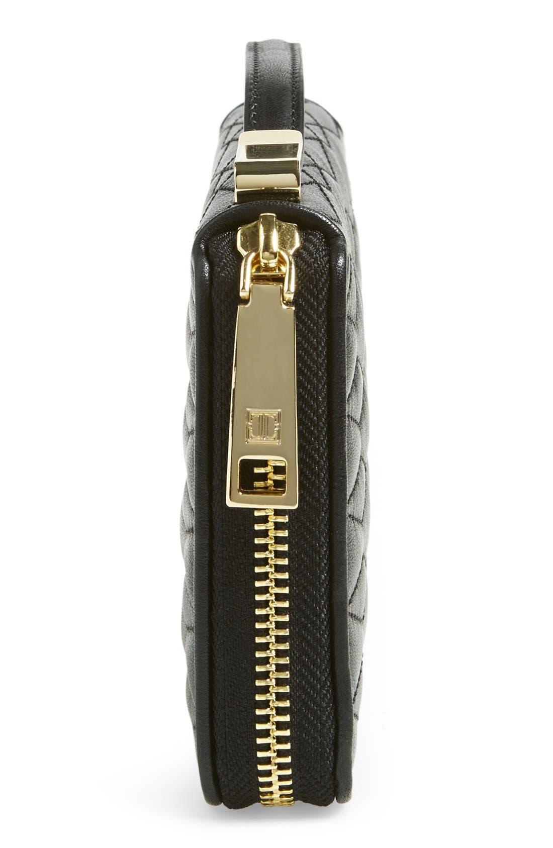 Alternate Image 5  - Ivanka Trump 'Bedminster' Leather Clutch