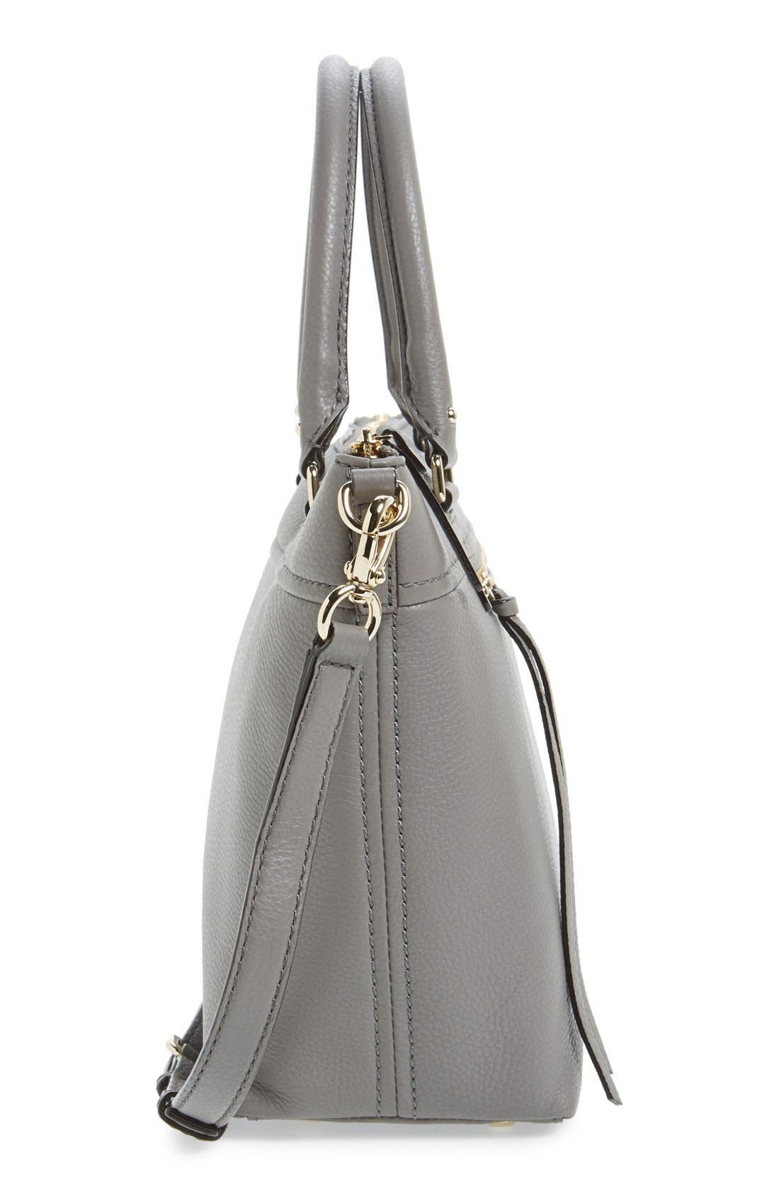 Alternate Image 5  - kate spade new york 'cobble hill - small gina' leather tote