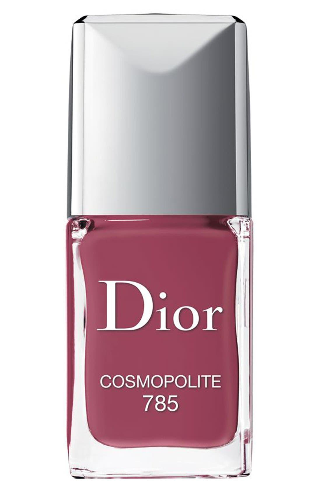 Dior Vernis Gel Shine & Long Wear Nail Lacquer