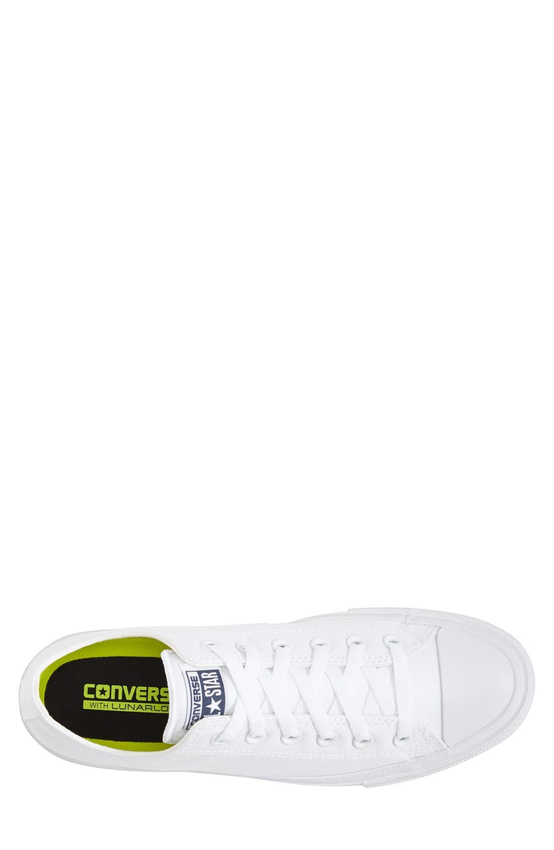 Alternate Image 3  - Converse Chuck Taylor® All Star® II 'Ox' Canvas Sneaker (Men)