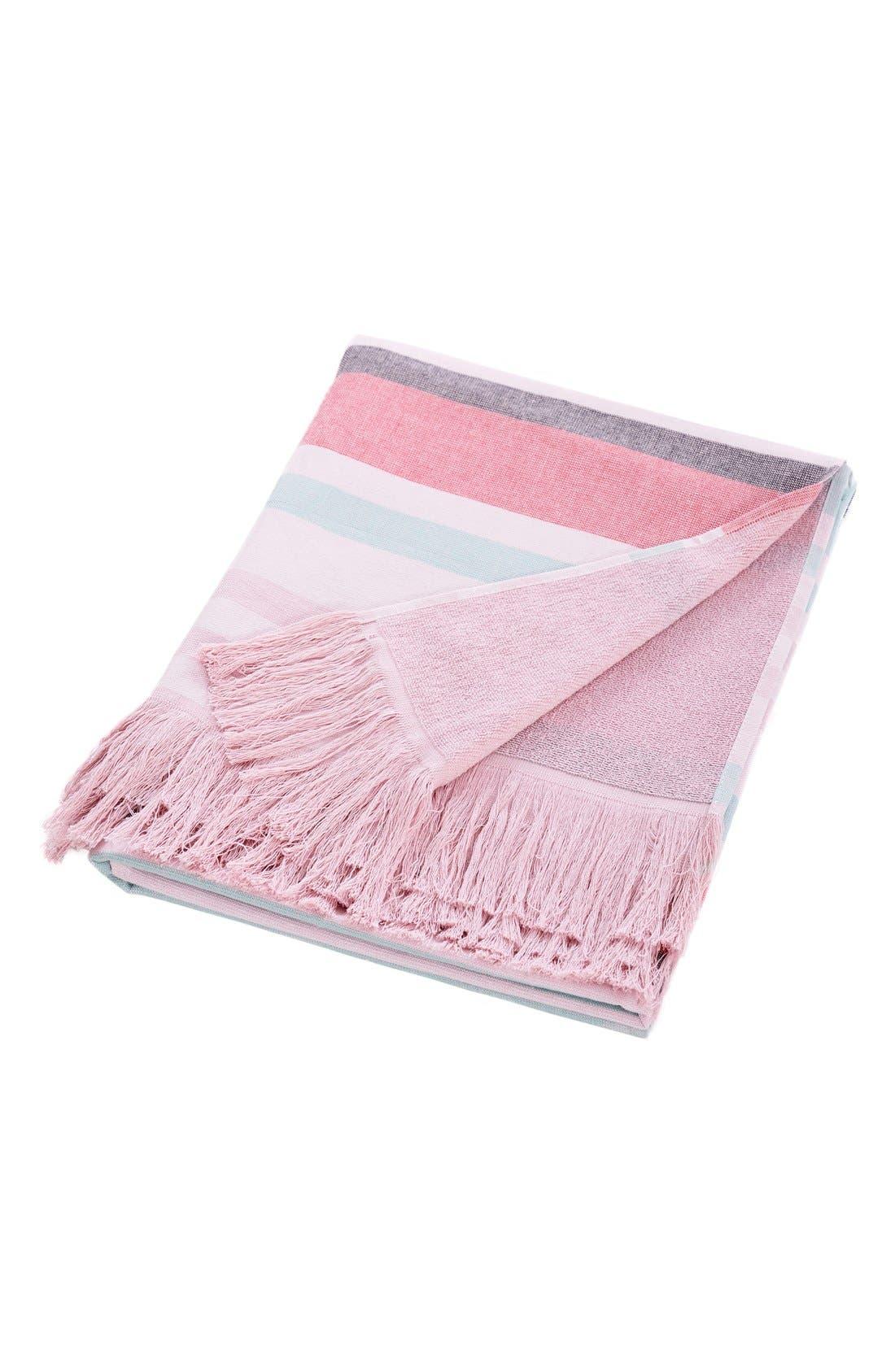 Main Image - Linum Home Textiles 'Amalfi' Turkish Pestemal Towel
