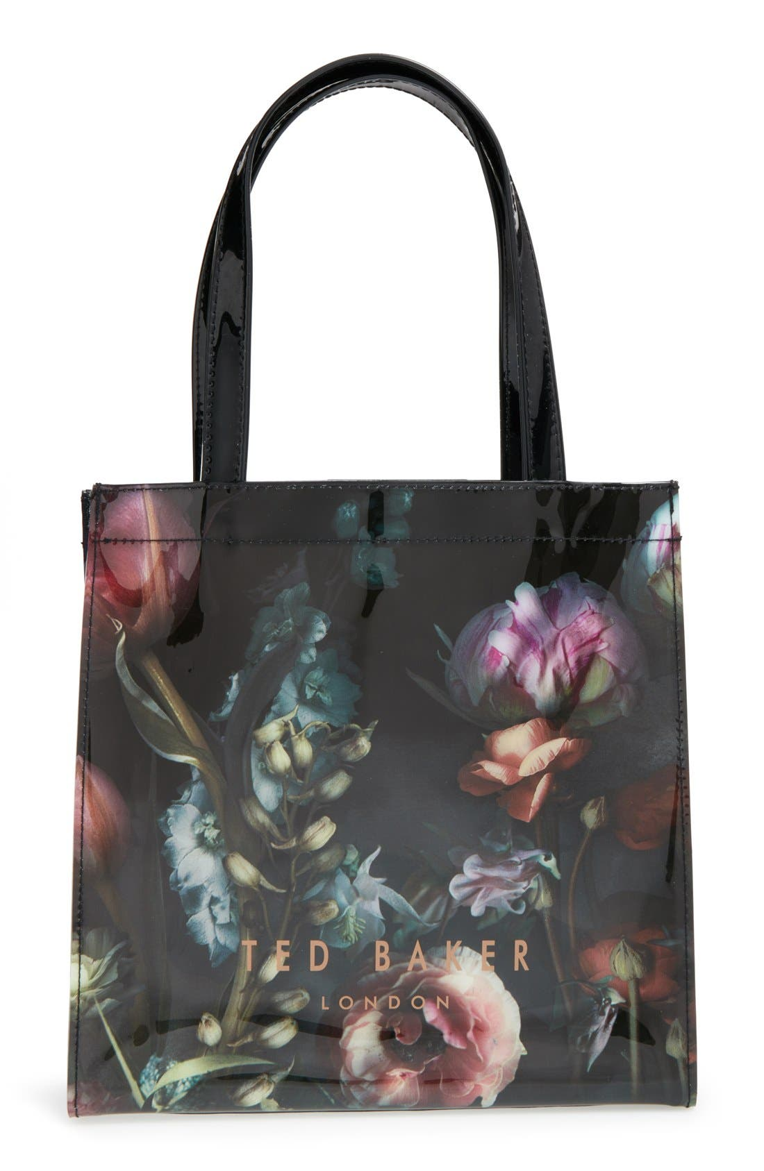 Alternate Image 1 Selected - Ted Baker London 'Small Shadow Flora Icon' Tote