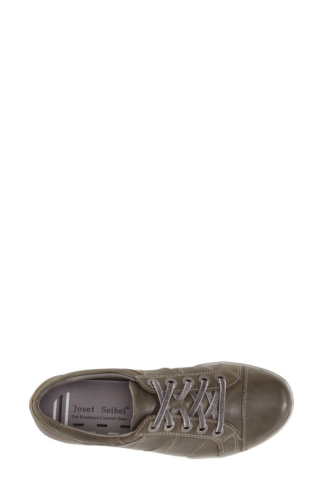 Alternate Image 3  - Josef Seibel 'Dany 05' Leather Sneaker (Women)