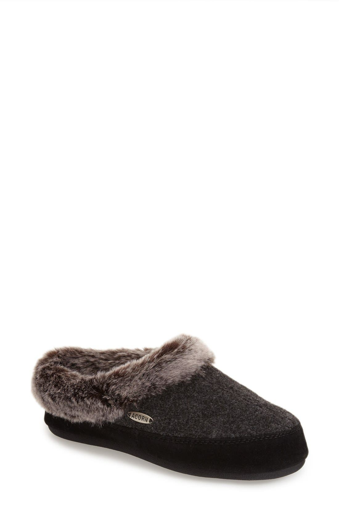 Main Image - Acorn 'Cloud Chilla Scuff' Slipper (Women)
