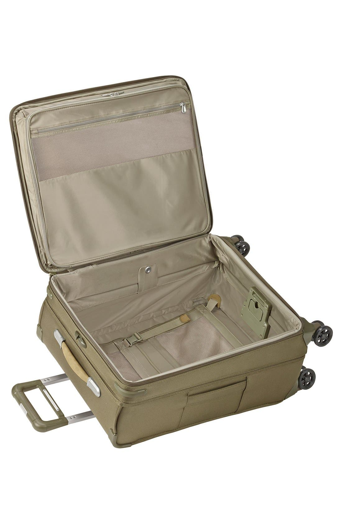 Alternate Image 2  - Briggs & Riley 'Baseline' Medium Expandable Rolling Packing Case (25 Inch)