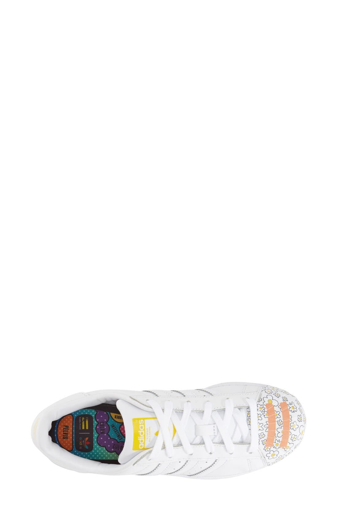 Alternate Image 3  - adidas 'Superstar Pharrell Supershell' Sneaker