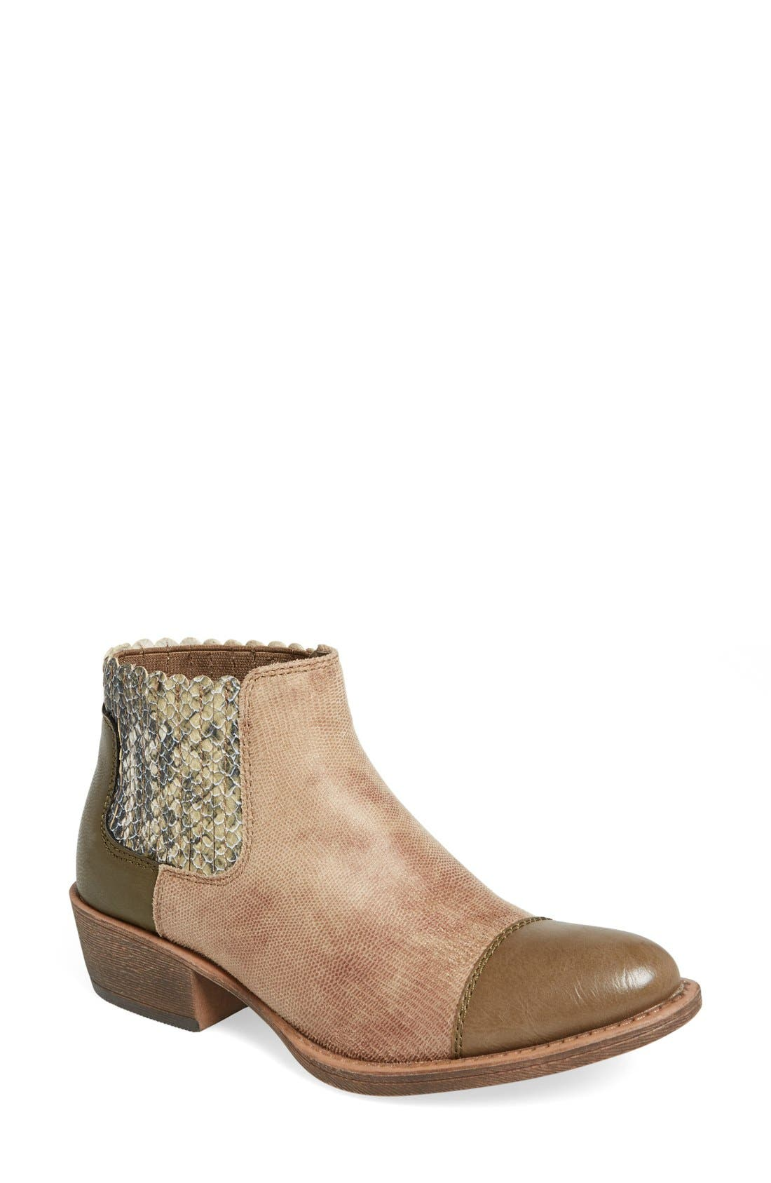 Alternate Image 1 Selected - Coconuts by Matisse 'Blackjack' Ankle Boot (Women)