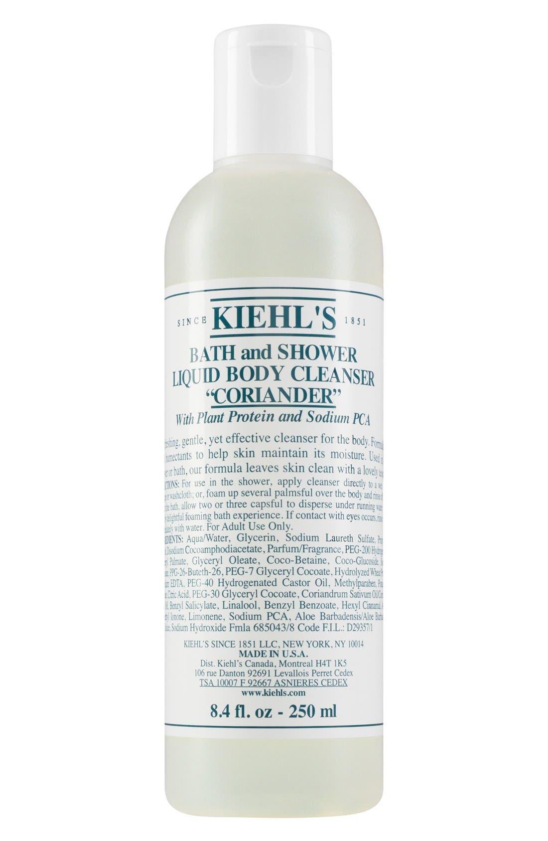Kiehl's Since 1851 Bath & Shower Liquid Body Cleanser (Coriander)