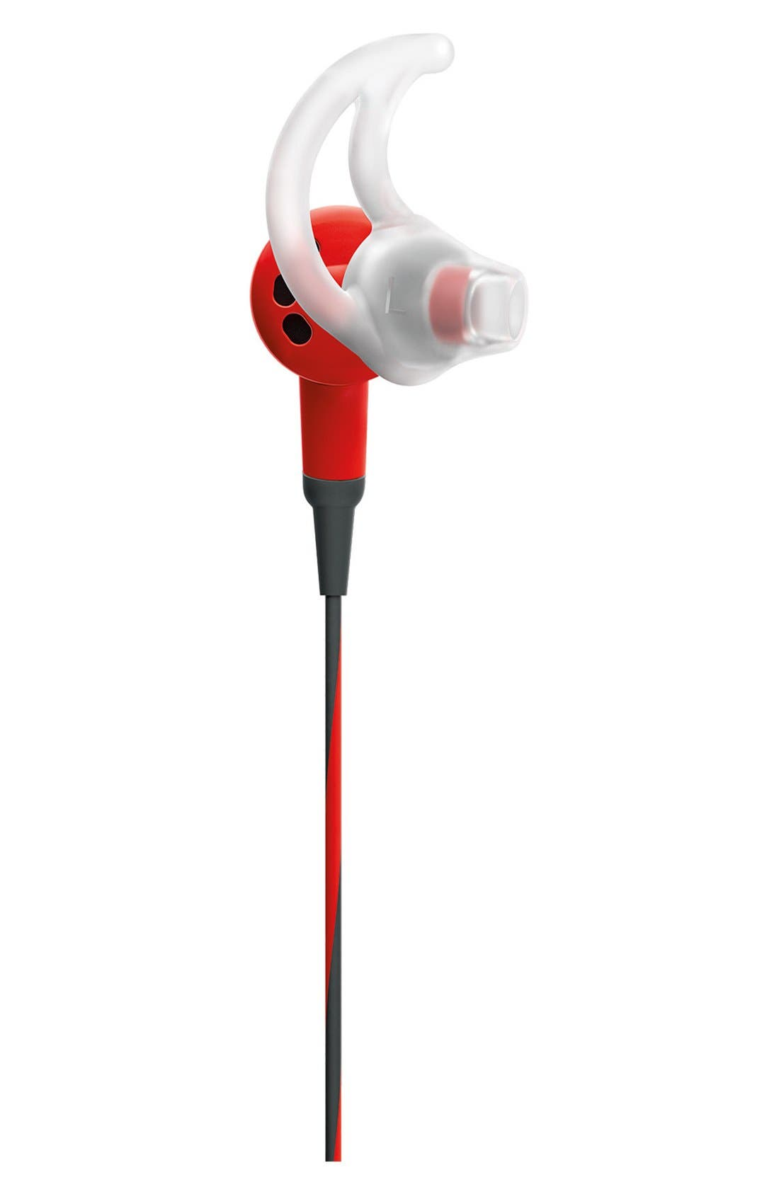 SoundSport<sup>®</sup> In-Ear Headphones,                             Alternate thumbnail 2, color,                             Power Red