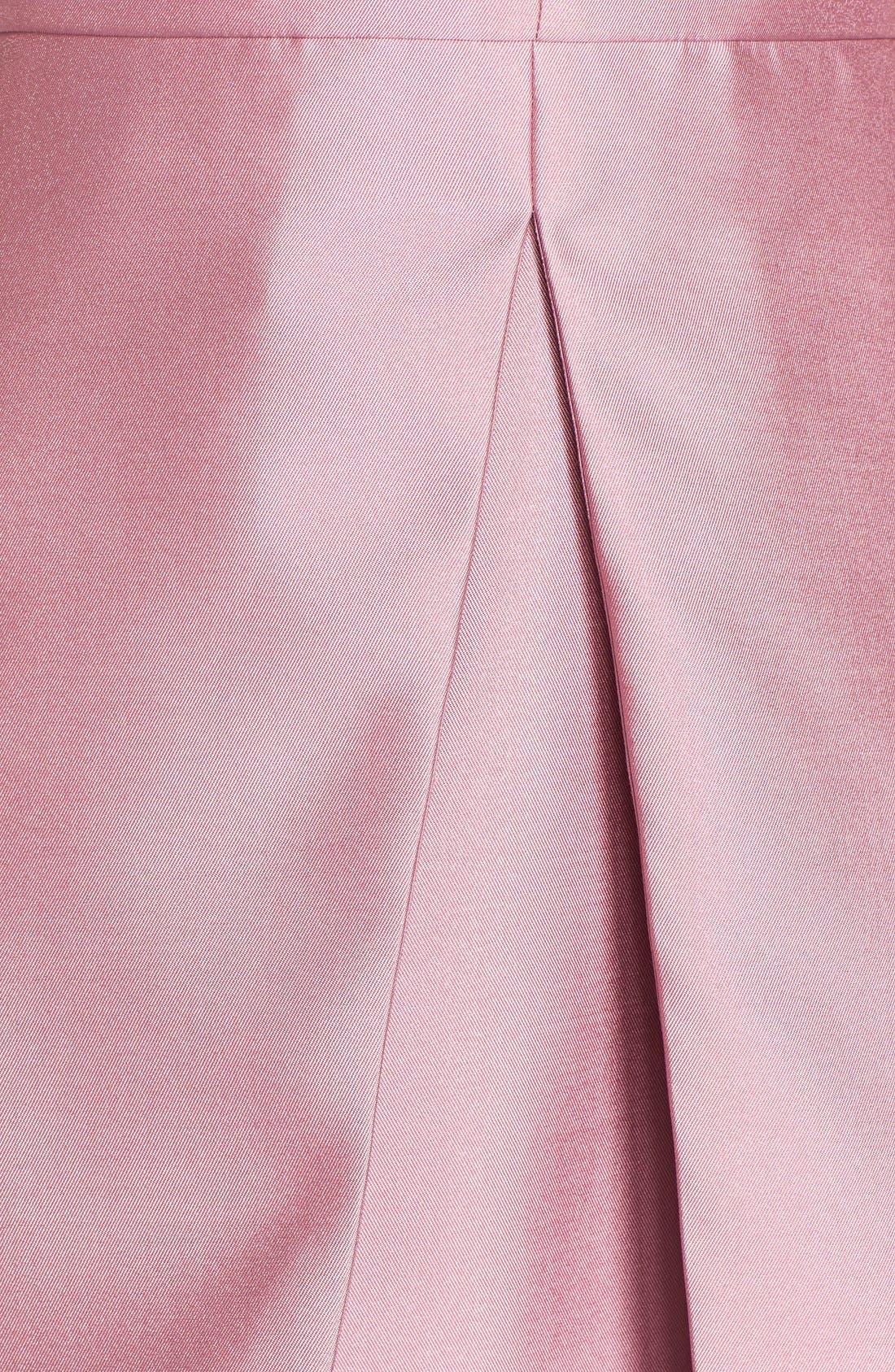 Alternate Image 4  - ERIN erin fetherston'Sophie' Twill Fit & Flare Dress