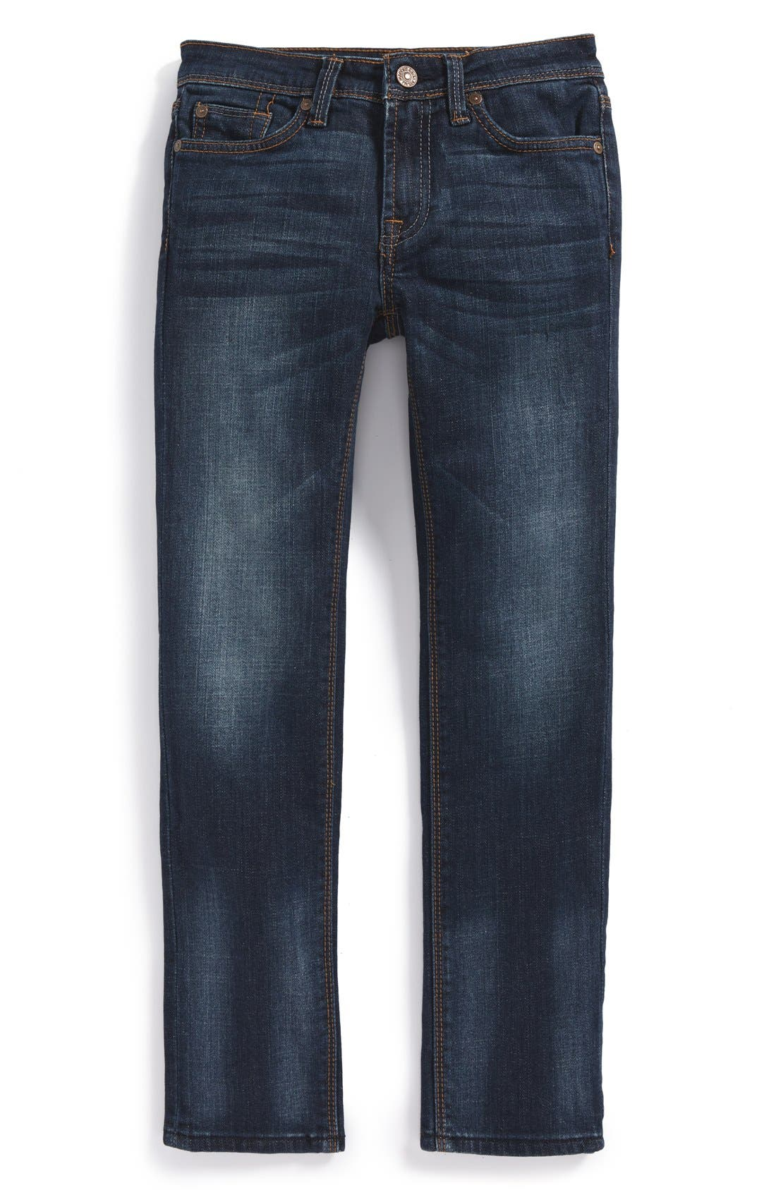 7 For All Mankind® 'Slimmy' Jeans (Big Boys)