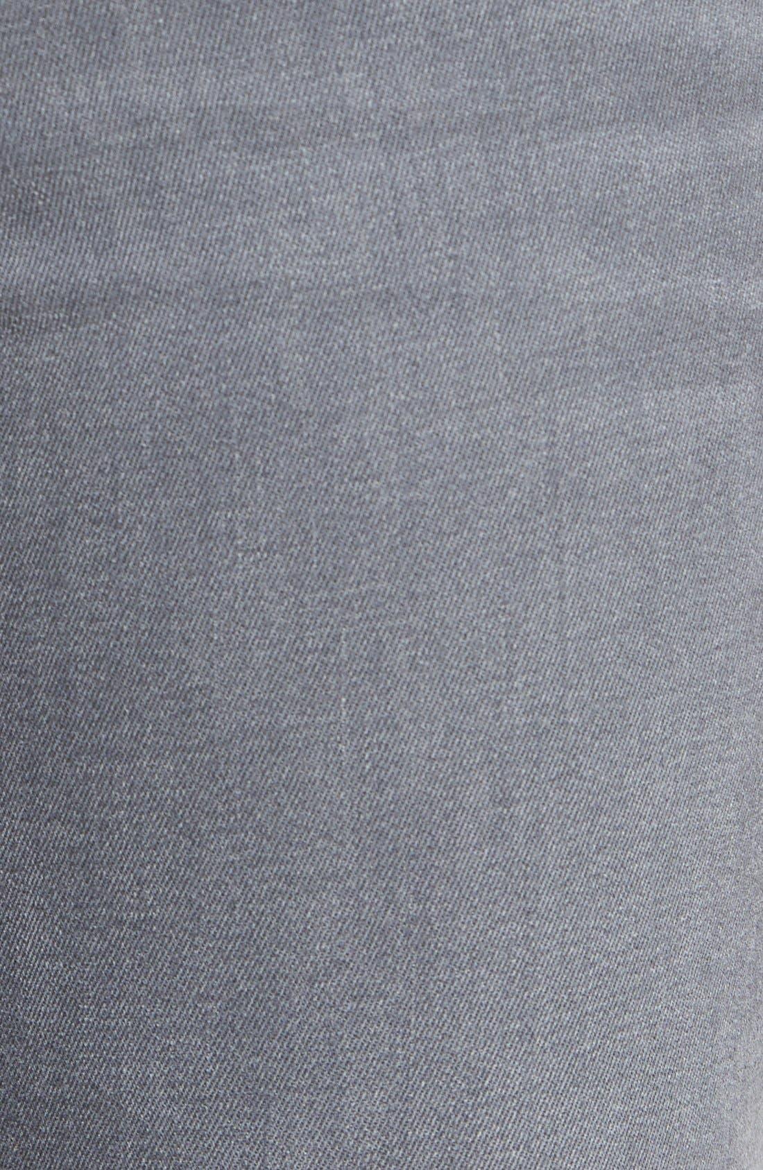 Alternate Image 4  - DL1961 'Florence' Instasculpt Skinny Jeans (Craft)