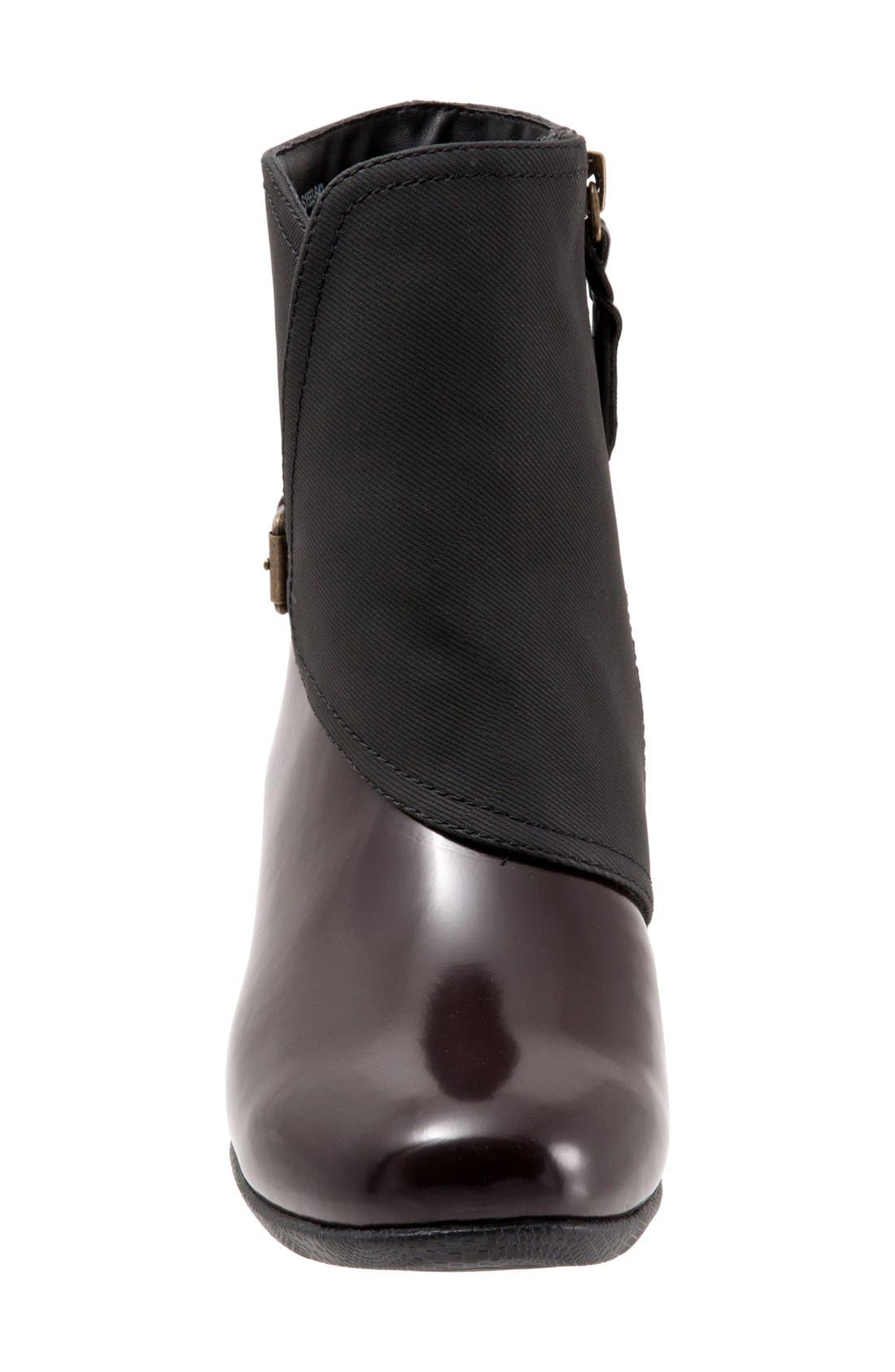 Alternate Image 6  - SoftWalk® 'Puddles' Waterproof Bootie (Women)