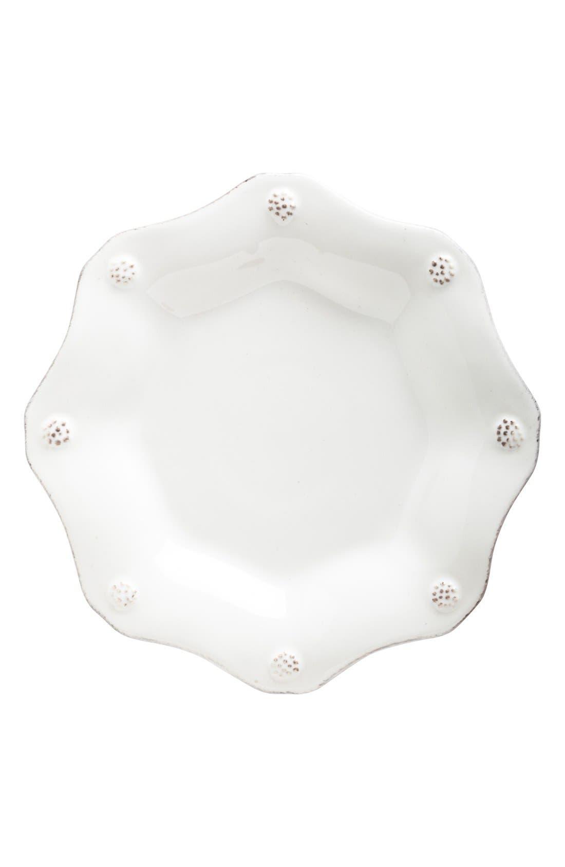 Juliska'Berry and Thread' Scalloped Tea Plate
