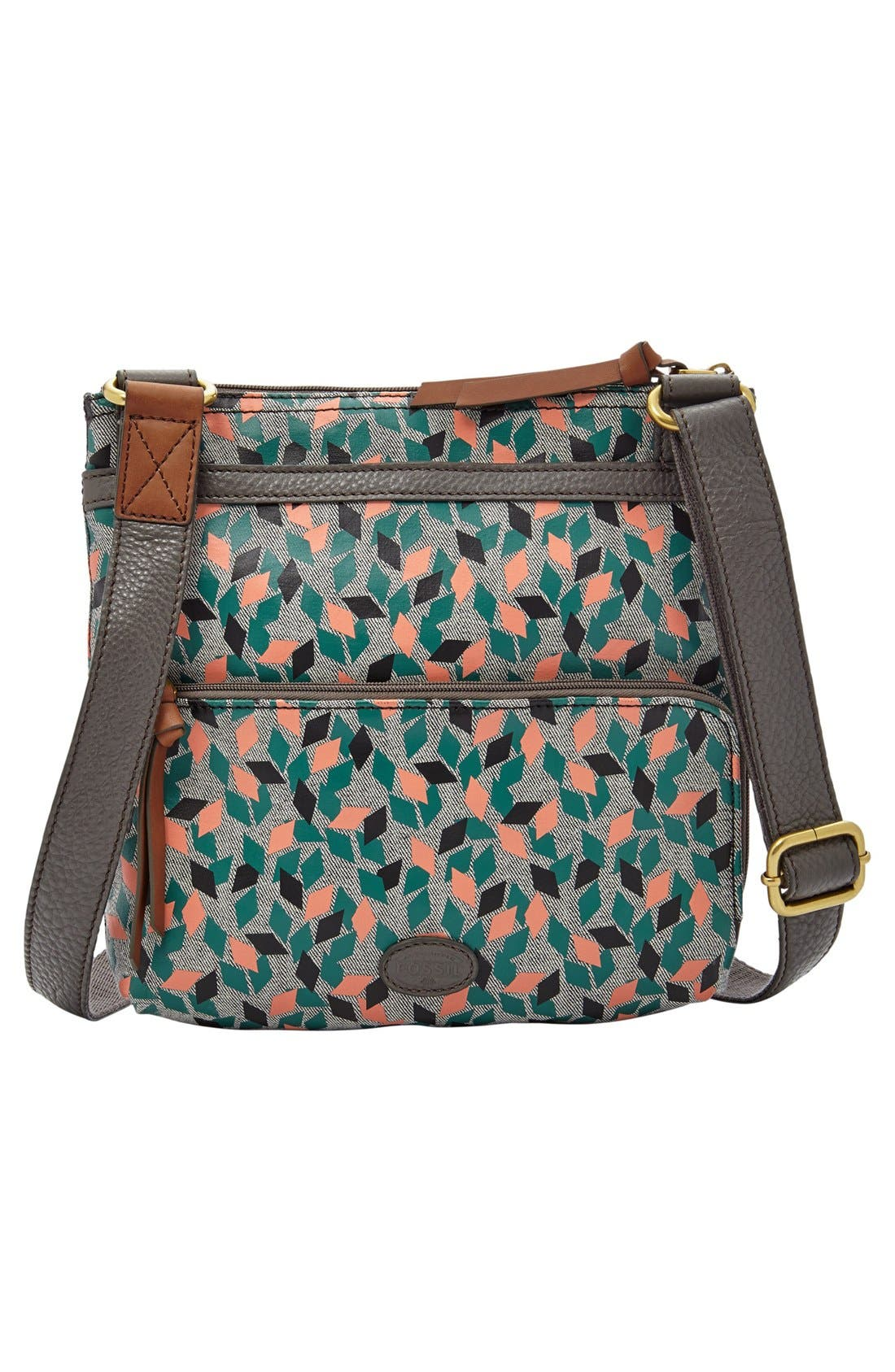 Alternate Image 2  - Fossil 'Morgan Traveler' Crossbody Bag