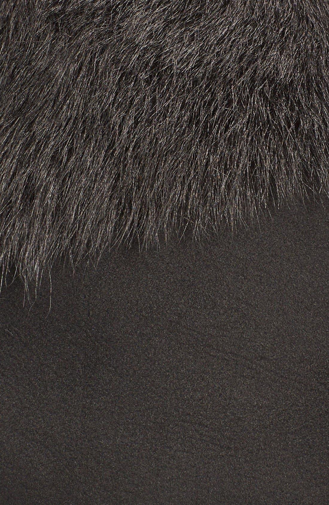 Alternate Image 5  - HiSO Genuine Toscana Shearling Coat