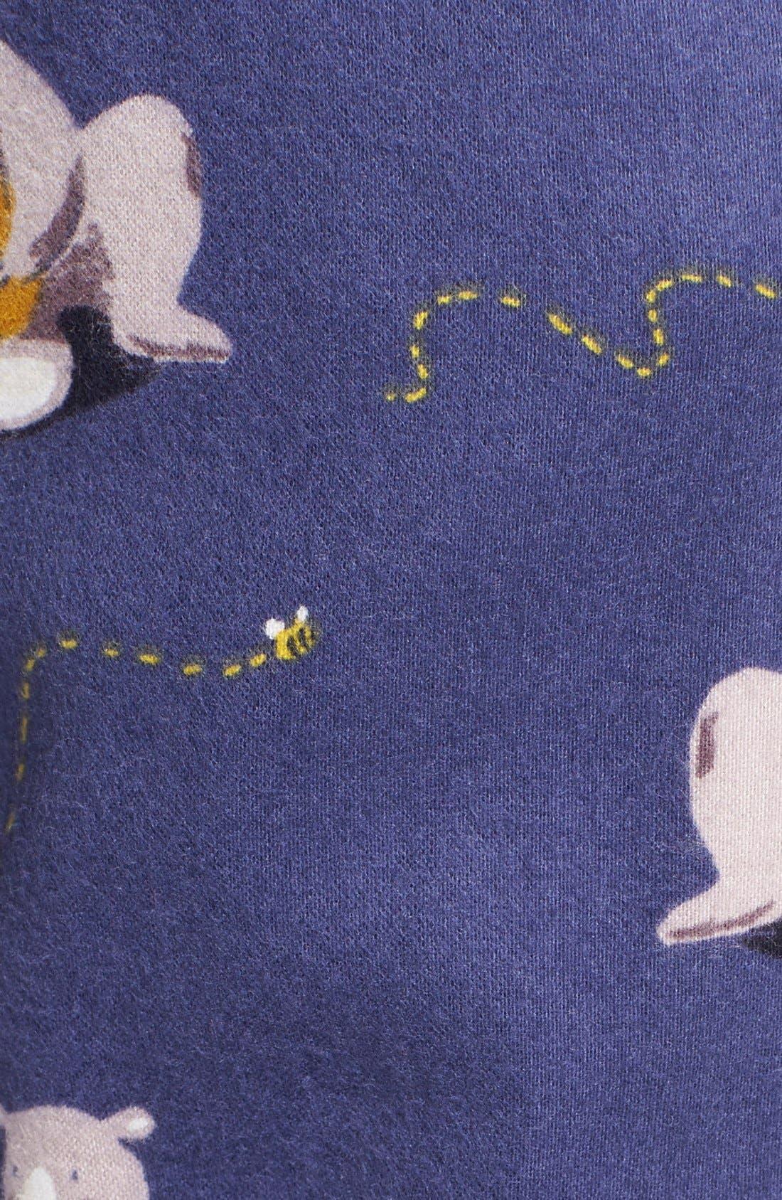Alternate Image 5  - Munki MunkiFlannel Pajamas