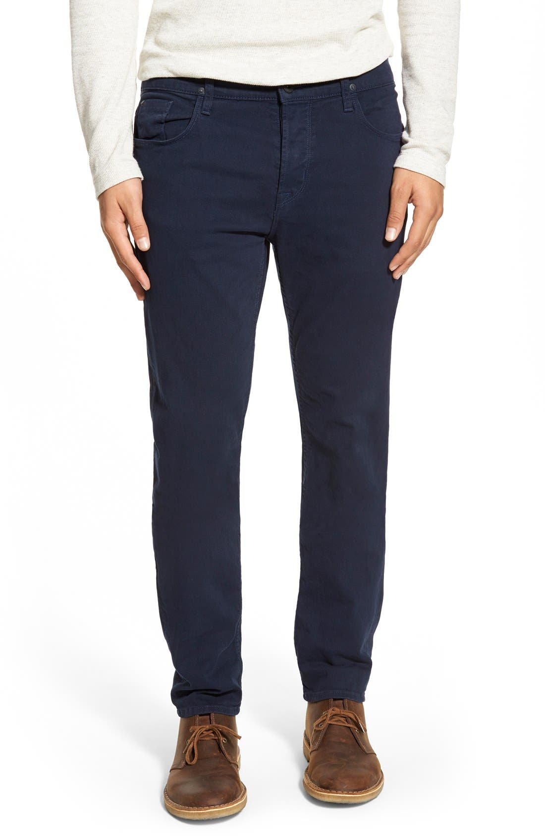 Alternate Image 1 Selected - Hudson Jeans Blake Slim Fit Jeans (Covert Blue)