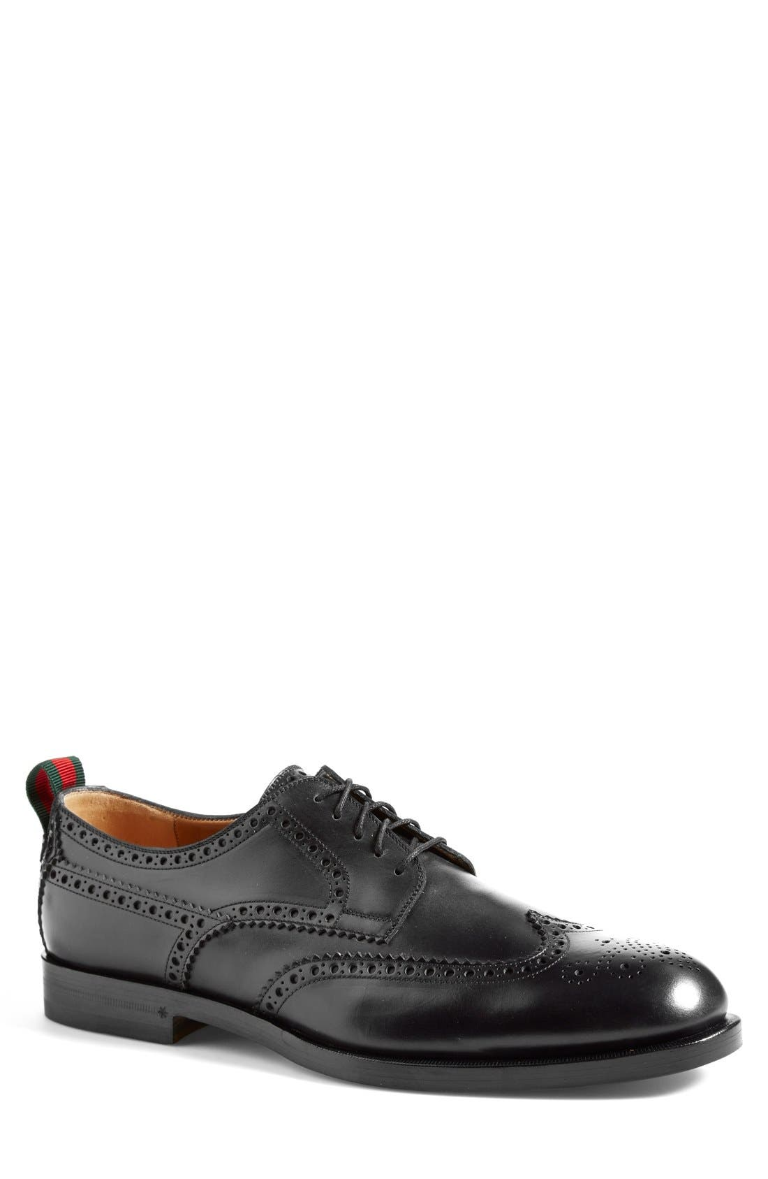 Gucci 'Strand' Wingtip Oxford (Men)