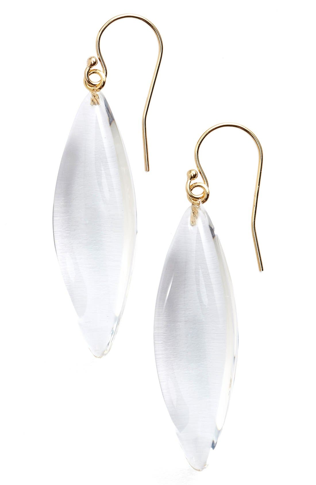 Alternate Image 1 Selected - Alexis Bittar 'Lucite® - Neo Bohemian' Small Sliver Earrings