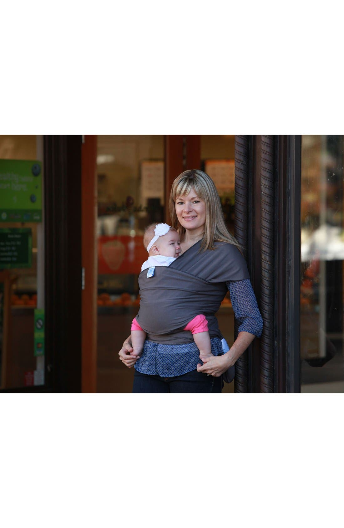 Alternate Image 2  - Moby Wrap 'Moderns' Baby Carrier
