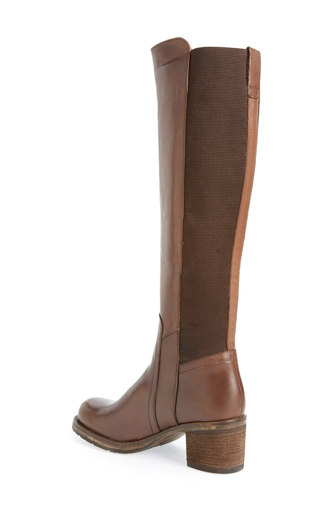Alternate Image 2  - Dune London 'Tarra' Knee High Boot (Women)