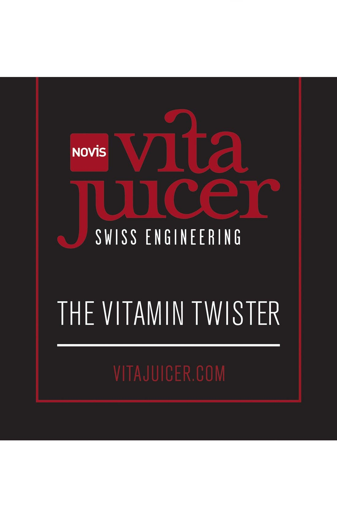 Alternate Image 5  - Novis® 'Vita' Juicer