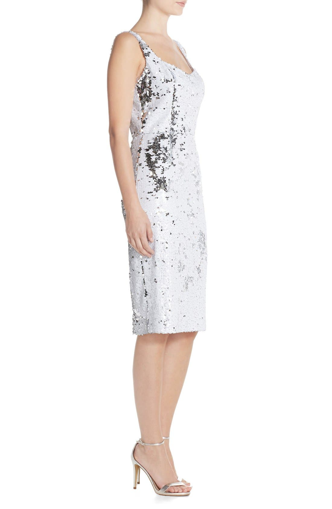 Alternate Image 3  - Jay Godfrey 'Moncton' Sequin Sheath Dress