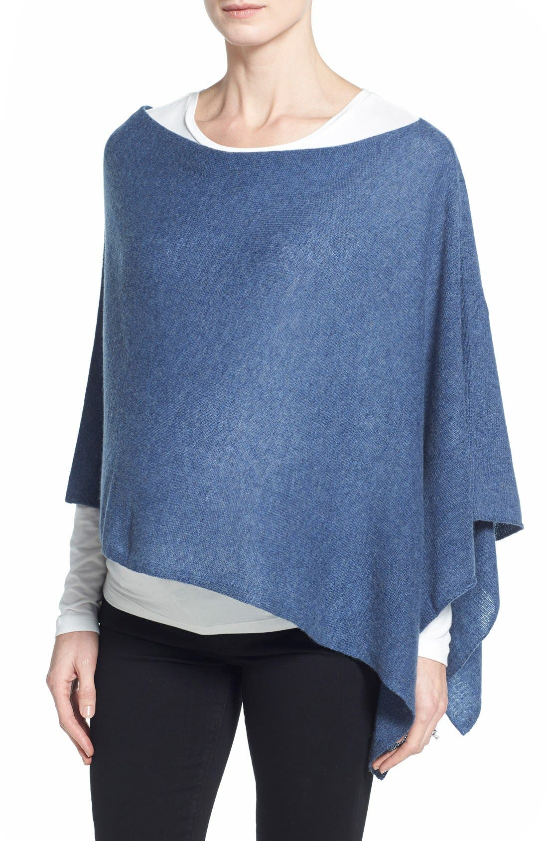 Main Image - Tees by Tina Cashmere Maternity Cape