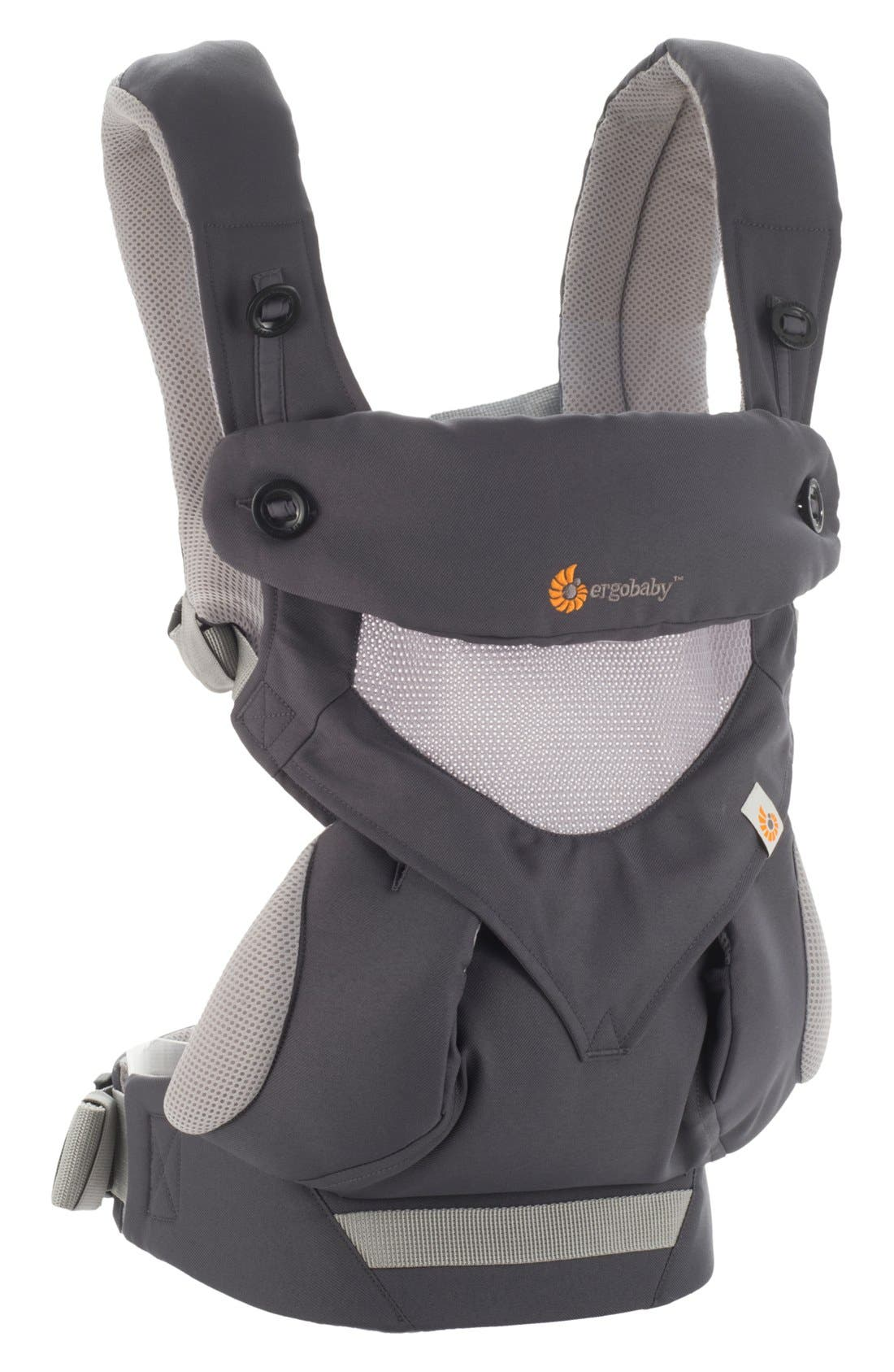 Alternate Image 5  - ERGObaby 'Four Position 360 - Cool Air' Baby Carrier
