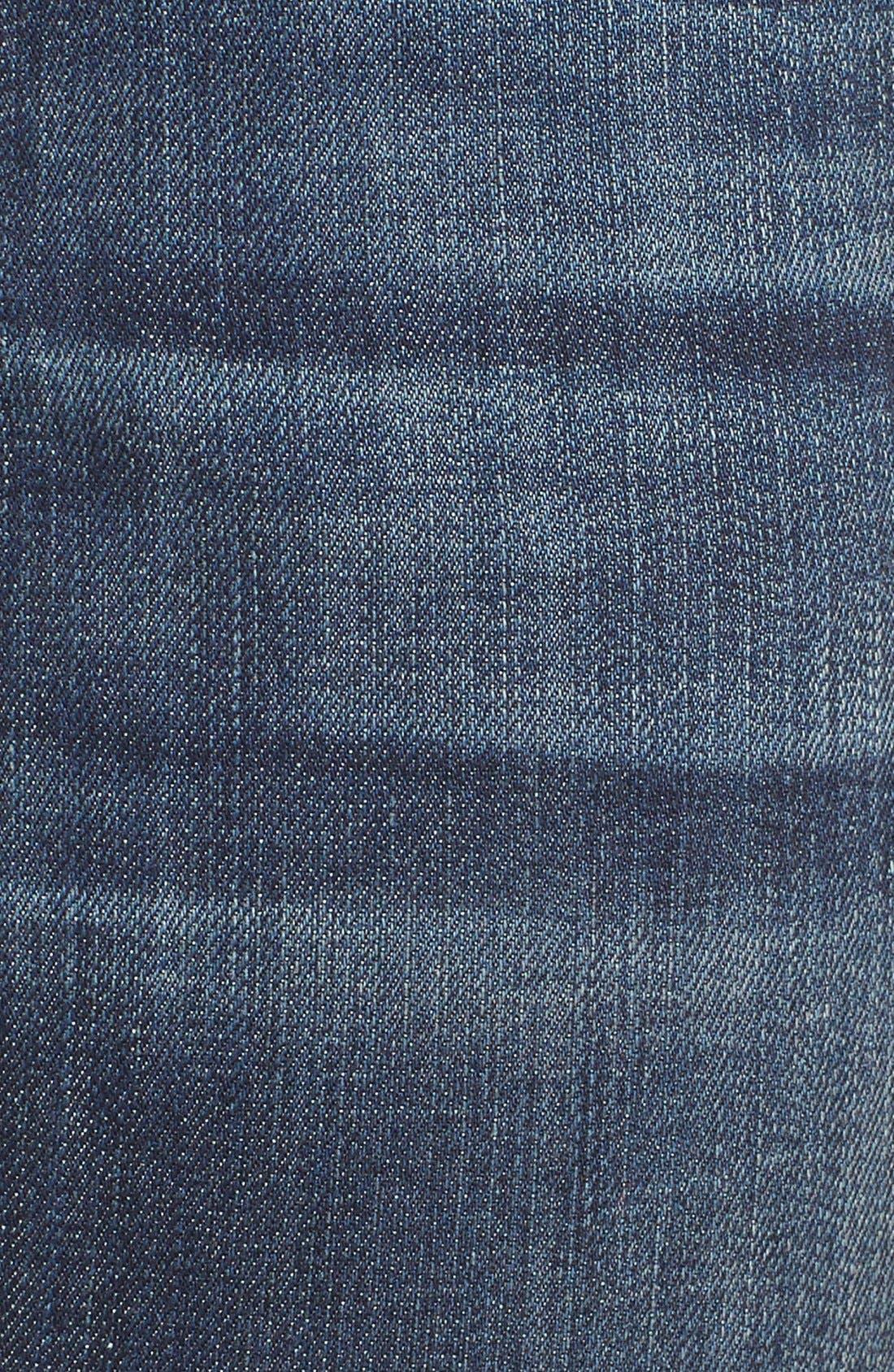 Alternate Image 5  - True Religion Brand Jeans 'Becca' Twisted Seam Bootcut Jeans (Boyfriend Wash)