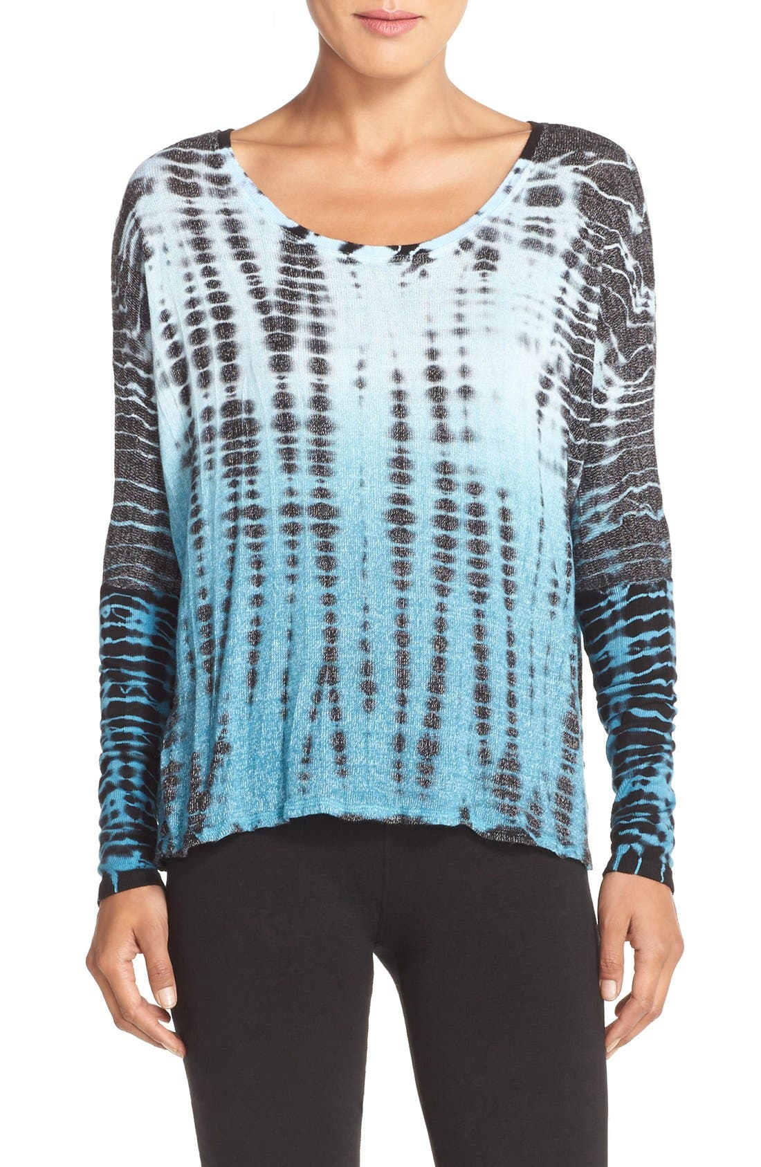 Alternate Image 1 Selected - Hard Tail Long Sleeve Knit Top