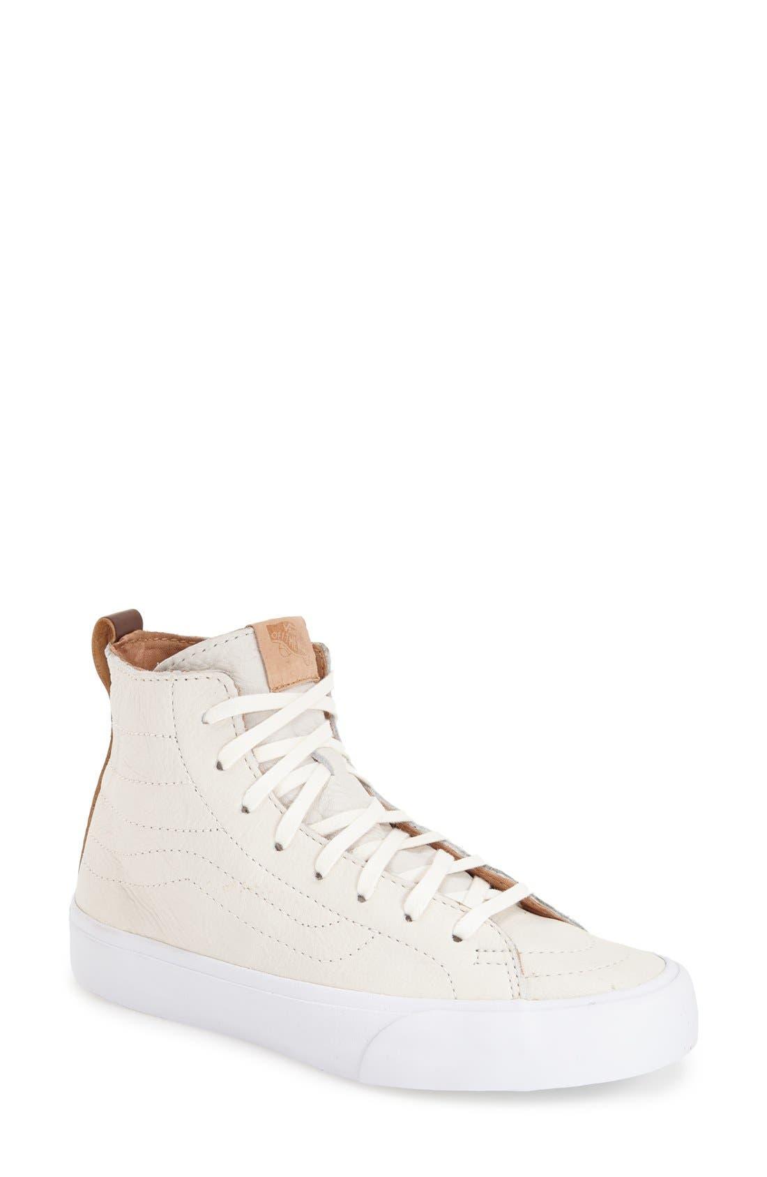 Alternate Image 1 Selected - Vans 'Sk8-Hi - Decon' Sneaker (Women)