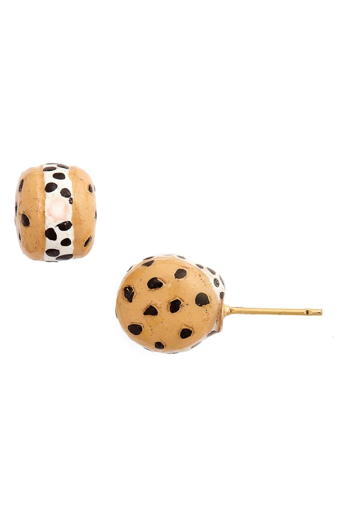 Alternate Image 1 Selected - Venessa Arizaga 'Cookie Monsta' Stud Earrings