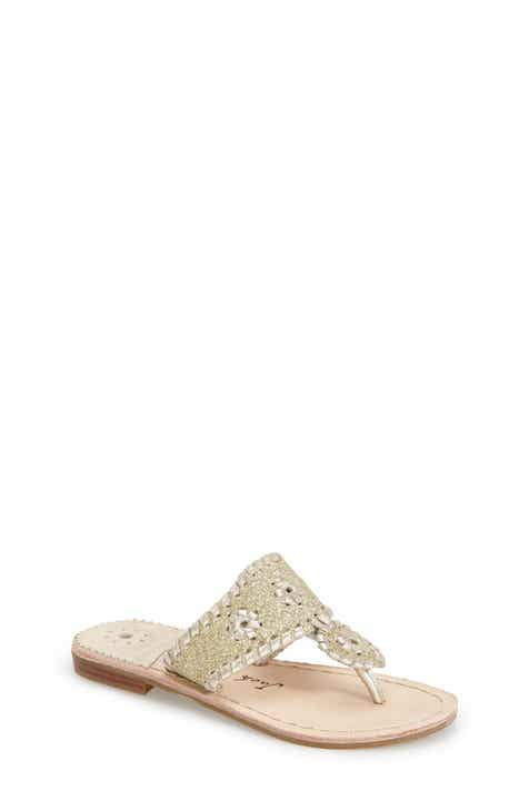 77a832be6599 Jack Rogers  Miss Sparkle  Sandal (Toddler