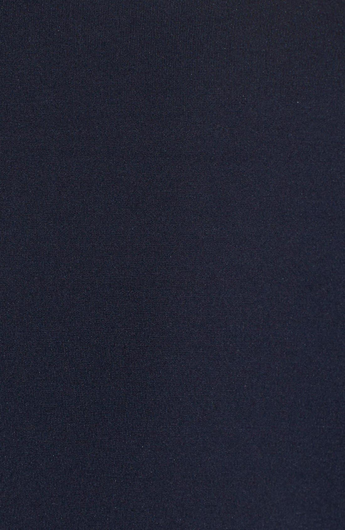 Alternate Image 5  - Ellen Tracy Double Breasted Knit Blazer (Regular & Petite)
