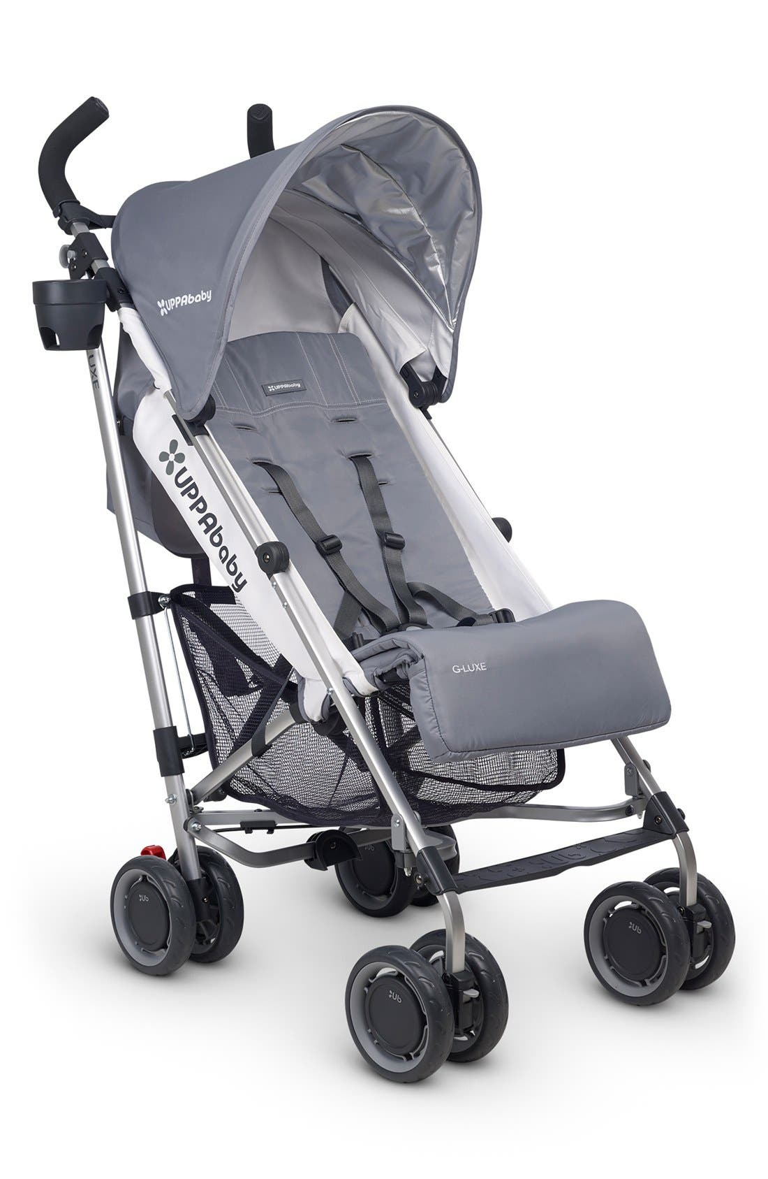 UPPAbaby G-LUXE Pascal Aluminum Frame Reclining Umbrella Stroller  sc 1 st  Nordstrom & Baby Strollers: Jogging Reclining u0026 Frames | Nordstrom islam-shia.org