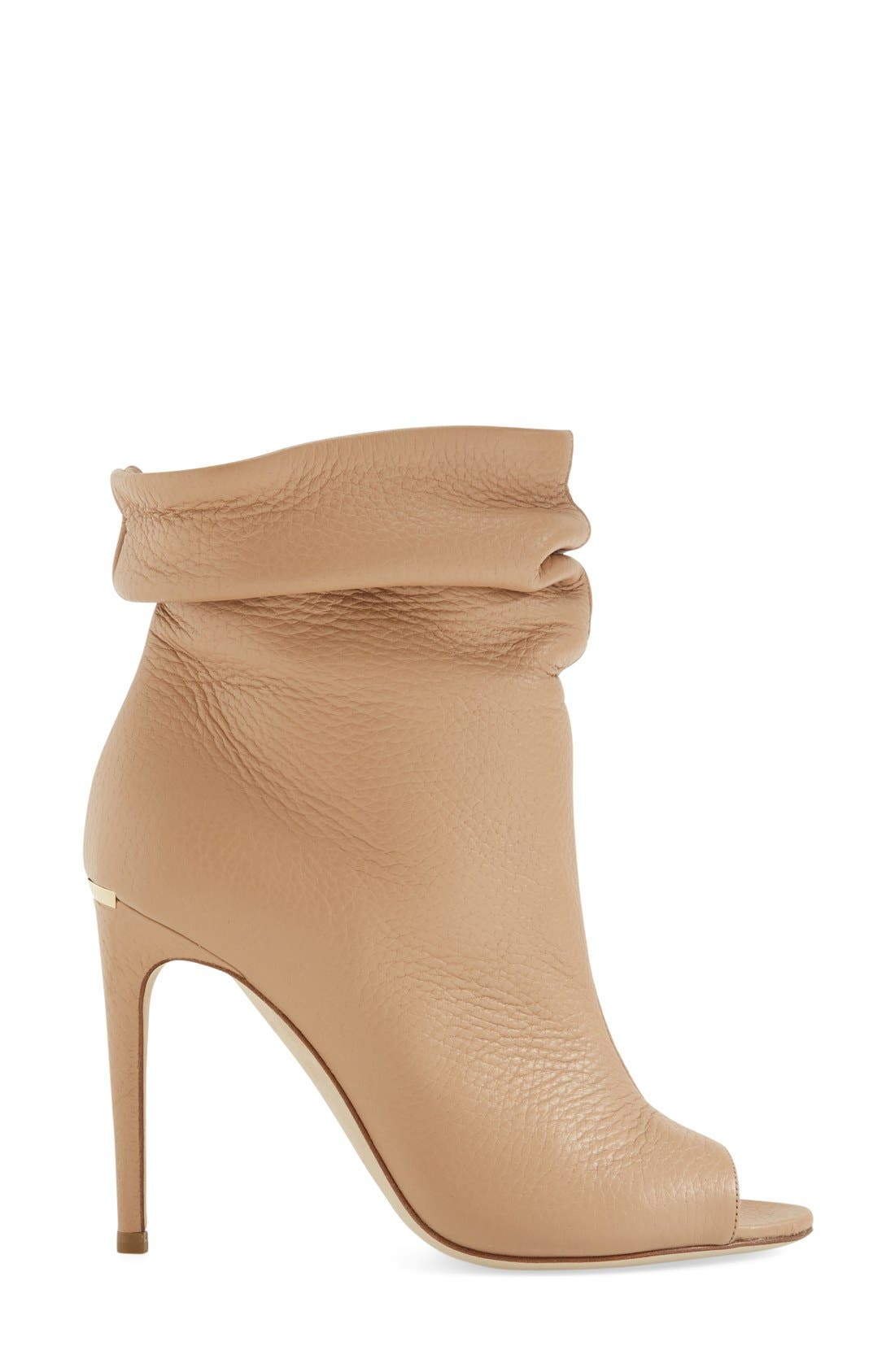 Alternate Image 4  - Burberry 'Burlison' Bootie