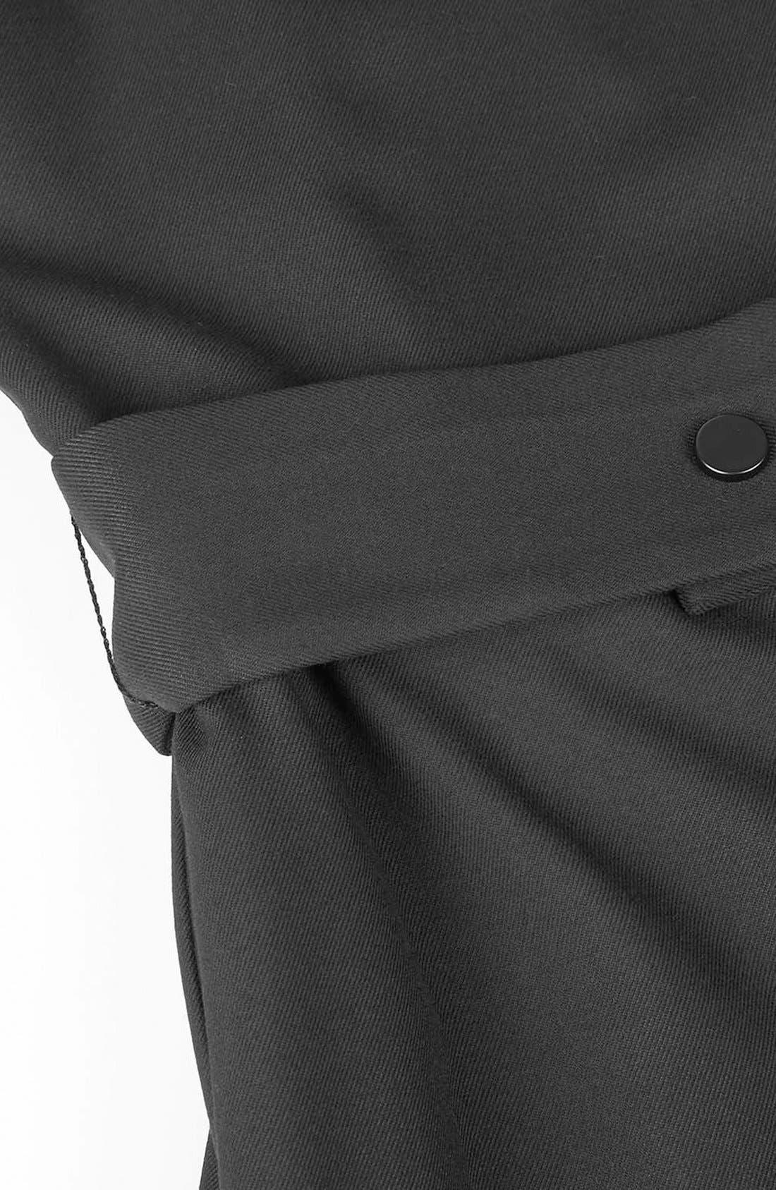Alternate Image 5  - Topshop Boutique Tailored Jumpsuit