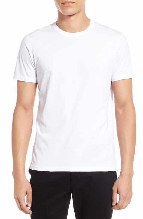 7eefcab8 Reigning Champ Short Sleeve Slim Fit Crewneck T-Shirt