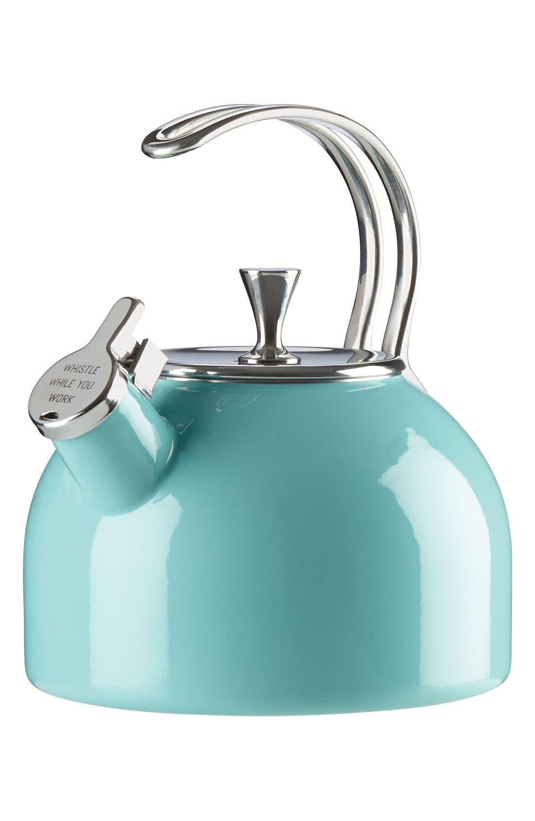 Alternate Image 1 Selected - kate spade new york 'all in good taste' tea kettle