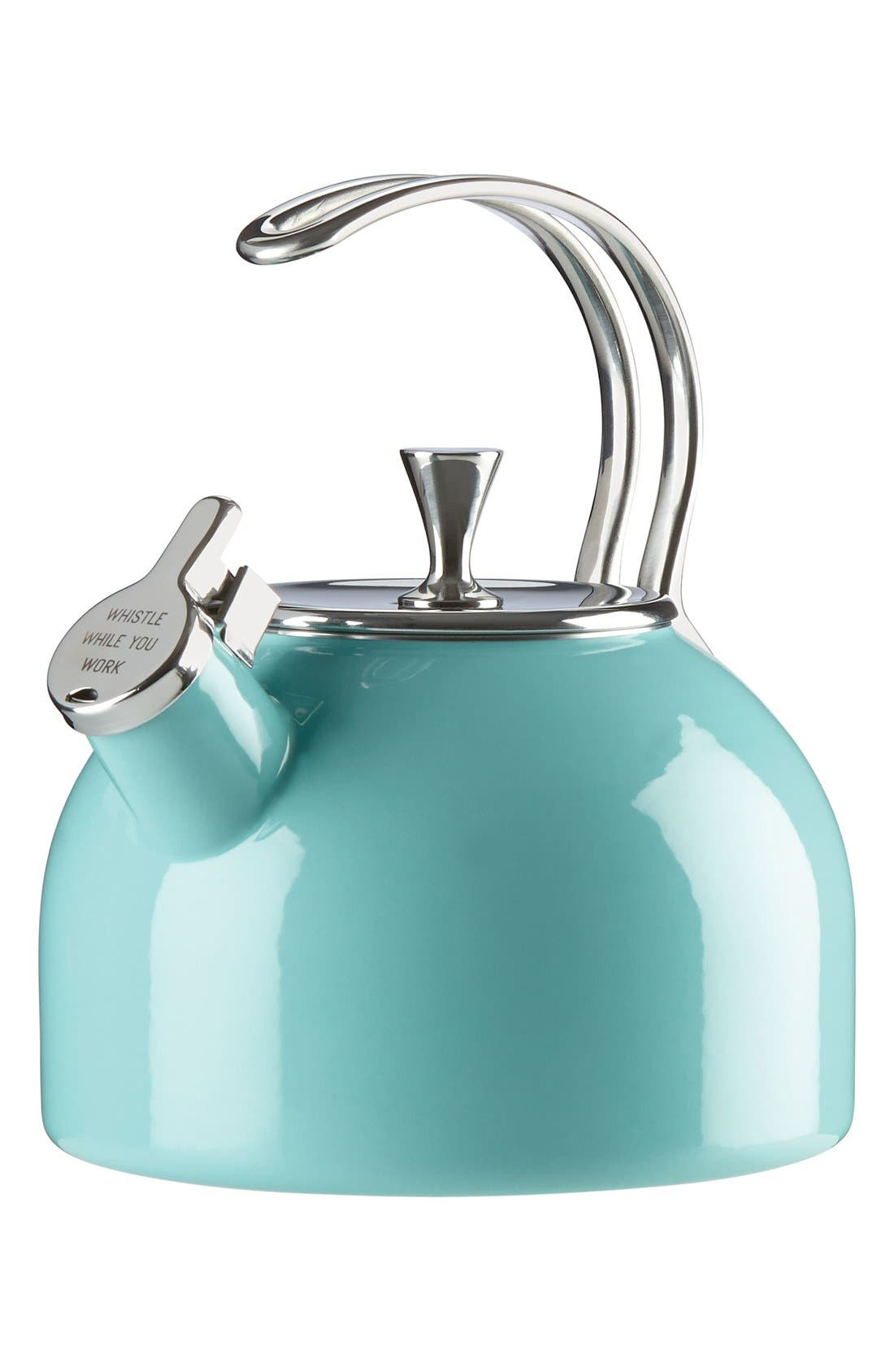 Main Image - kate spade new york 'all in good taste' tea kettle