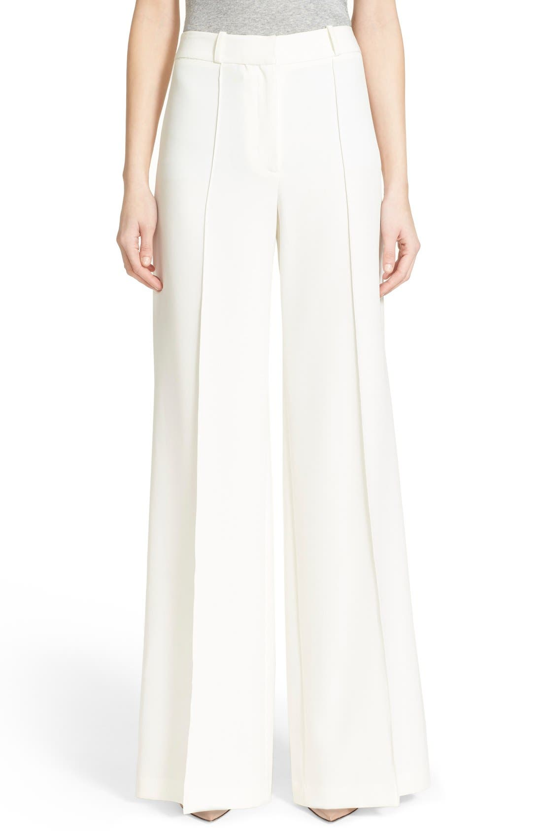 White Pants For Women syMInVoW