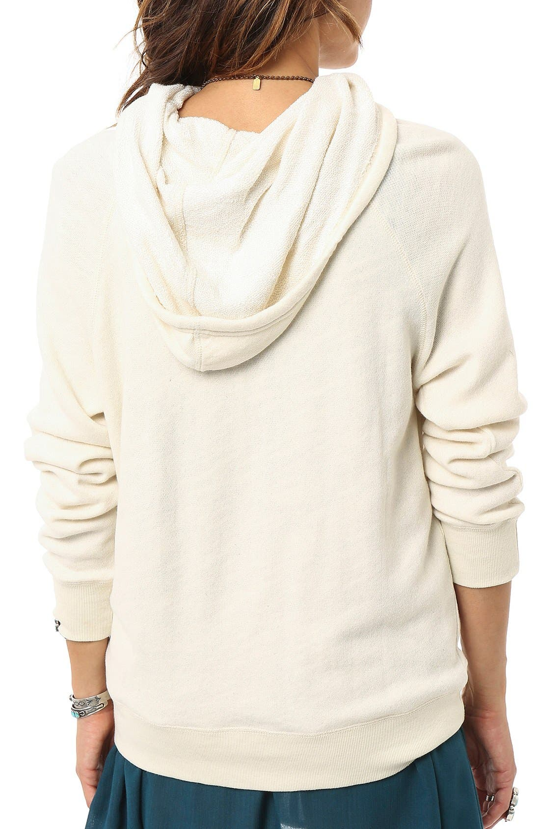 Alternate Image 2  - O'Neill 'Northern' Cowl Neck Hoodie