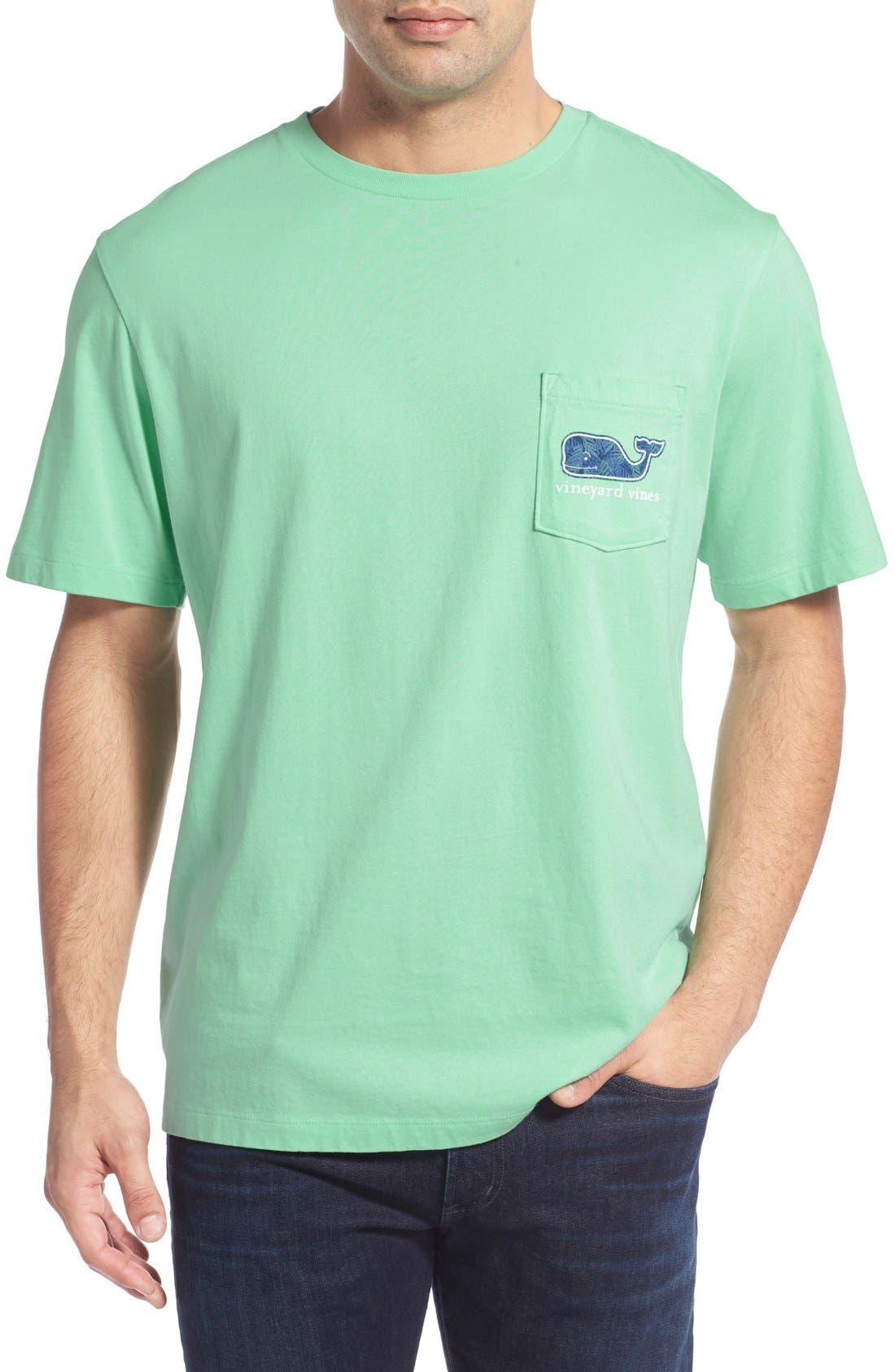 Alternate Image 2  - Vineyard Vines 'Date Palm Whale' Graphic T-Shirt