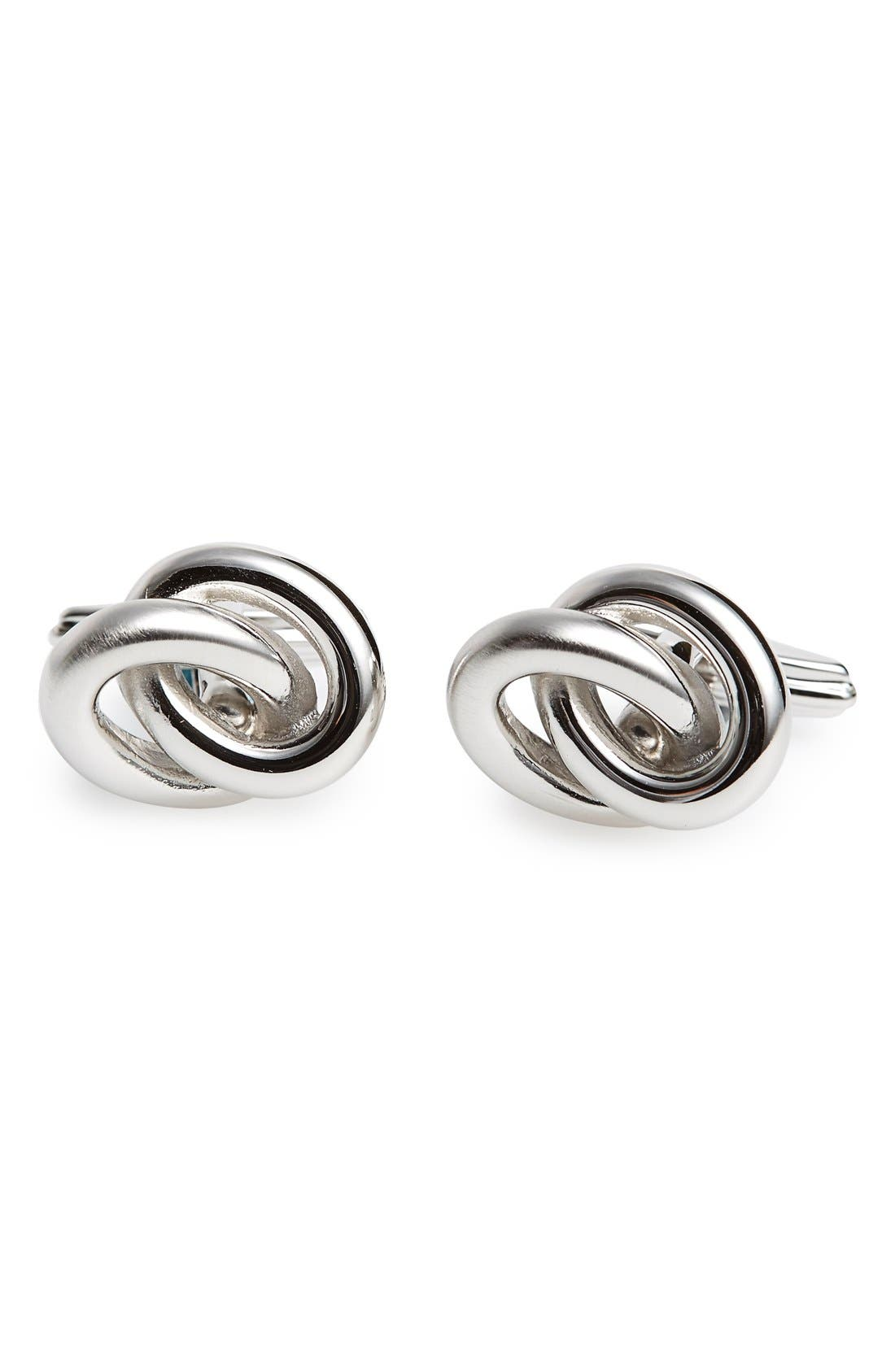 LANVIN Loop Cuff Links