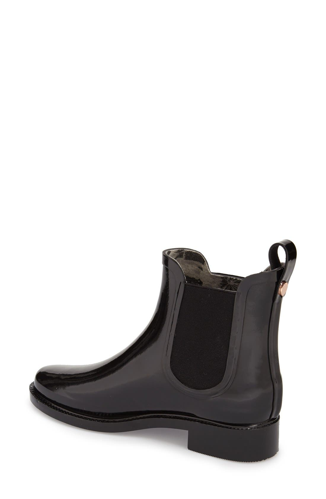 Alternate Image 2  - Ted Baker London 'Erlfyn' Rain Bootie (Women)