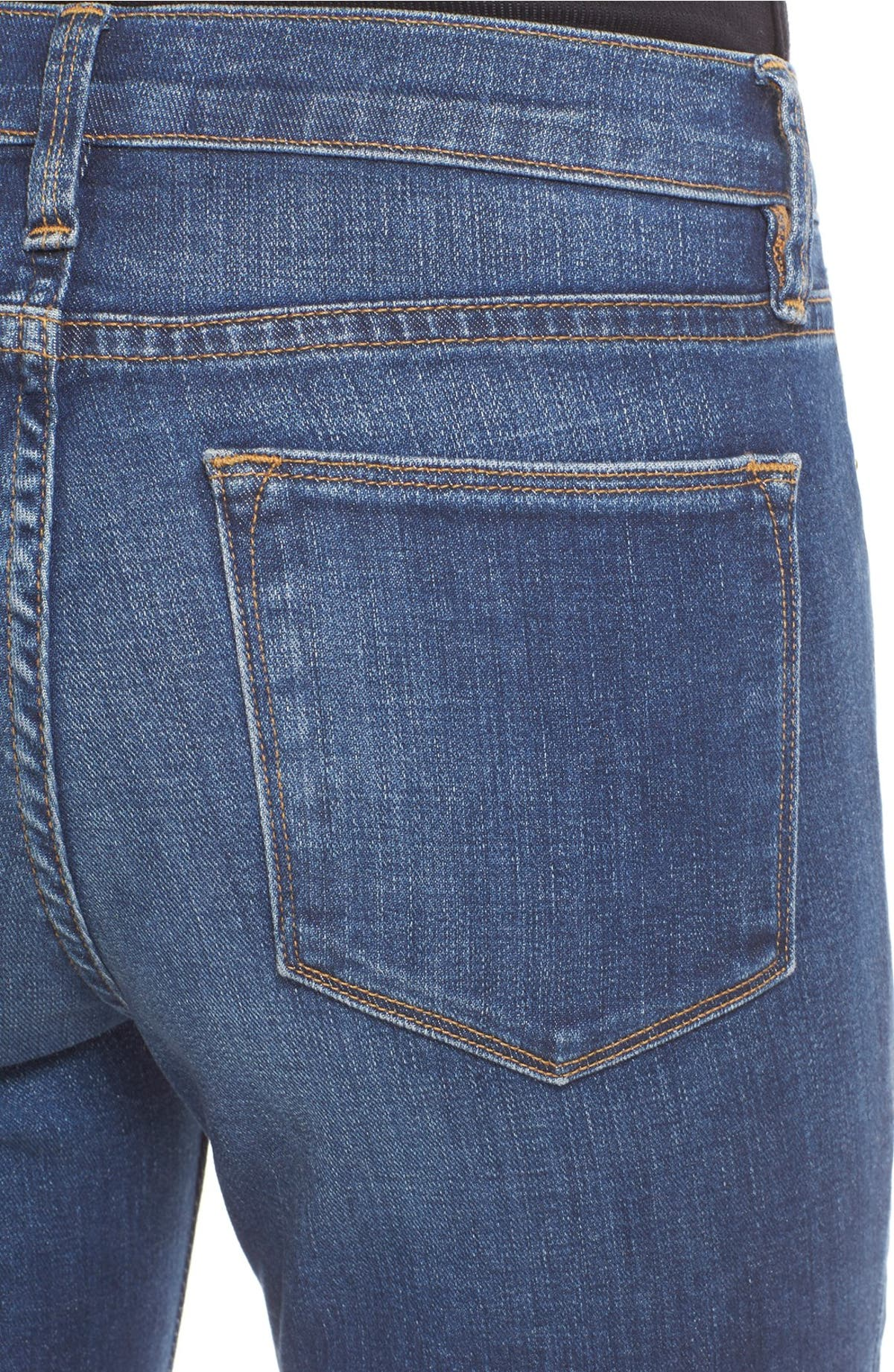 FRAME \'Le High Flare\' High Rise Jeans (Colby) | Nordstrom